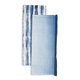 Blue Ombre Kitchen Towels, Set of 2