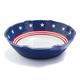 Stars & Stripes Melamine Cereal Bowl