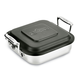 All-Clad Square Baker with Lid, 8