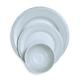 Pearl 12-Piece Melamine Dinnerware Set