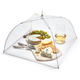 Collapsible Mesh Food Dome