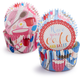 "Meri Meri® ""Eat Cake"" Bake Cups, Set of 48"