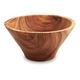 Acacia Flared Serving Bowl