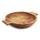 Acacia Serving Bowl with Handles