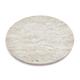 Beige Marble Round Cheese Board, 12