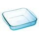 Ô Cuisine Glass Square Baking Dish, 8.6