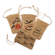 Halloween Treat Bags, Set of 4