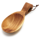 Acacia Wood Pantry Scoop