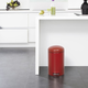 Brabantia 3.2 Gallon Retro Pedal Bins with Motion-Control Lids