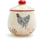 French Hen Sugar Bowl