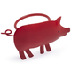 BBQ Pig Napkin Ring