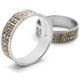 Chilewich Gravel Basketweave Napkin Ring