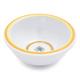 Floreale Melamine Dip Bowl