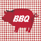 BBQ Gingham Lunch Napkins