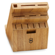 Victorinox Swiss Army® Natural-Wood Swivel Block