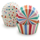 Meri Meri Toot Sweet Confetti Bake Cups, Set of 48