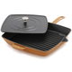 Staub® Saffron Grill Pan with Press