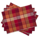 Sur La Table® Buffalo Plaid Placemats, Set of 4