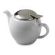 White Porcelain Sugar Bowl