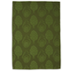 Green Artichoke Jacquard Kitchen Towel, 28