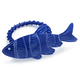 Blue Fish Napkin Ring