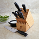 Zwilling J.A. Henckels® Four Star 7-Piece Knife Block Set