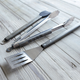 Pro Chef Barbecue Tools