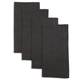 Sur La Table® Smoke Mitered Napkins, Set of 4