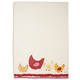 Farmhouse Chickens Vintage-Inspired Kitchen Towel