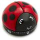 Kikkerland® Ladybug Kitchen Timer
