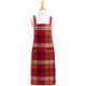 Red Buffalo Plaid Apron