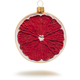 Grapefruit Ornament