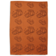 Pumpkin Jacquard Kitchen Towel