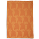 Carrot Jacquard Kitchen Towel, 28