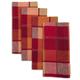 Sur La Table® Red Buffalo Plaid Napkins, Set of 4