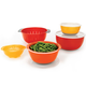 OXO Good Grips Bowl and Colander Set, 9 Piece
