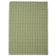 Green Small-Check Kitchen Towel