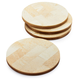 Bone Coasters, Set of 4