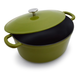 Sur La Table® Green Oval Dutch Oven, 8 qt.