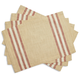 Sur La Table® Farmhouse Placemats, Set of 4