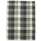 Gray Buffalo Check Kitchen Towel