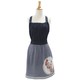Dotted Rooster Vintage-Inspired Apron