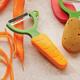 Kuhn Rikon® Carrot Peeler, Julienne Blade