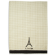 La Tour Eiffel Vintage-Inspired Kitchen Towel