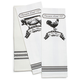 Laval Kitchen Towel, Set of 3