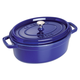 Staub® Marin-Blue Oval Cocottes