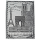 Le Jacquard Français Paris Tea Towel