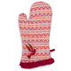 Red Bird Vintage-Inspired Oven Mitt