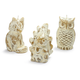 Woodland Animals Candle Set