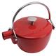 Staub® Cherry Round Teapot